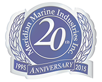 Meridian Marine - Celebrating 20 years