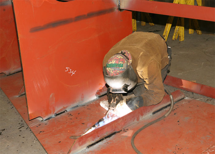 Fabrication & Modification of Stern Notch Module of the MV Fairbanks