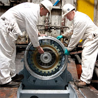 Meridian Marine Industries Inc has a wide-range of service capabilities