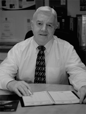 Tom Ferns, Vice-President